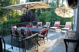 Patio Furniture Arrangement thraam