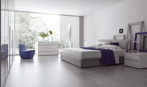 modern bedroom for women. Purple White Modern Bedroom For Women With Windows Blind Large Glass Plus Picture Frame Decor Bedrooms