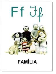 Resultado de imagem para consoantes f e g ilustradas coloridas