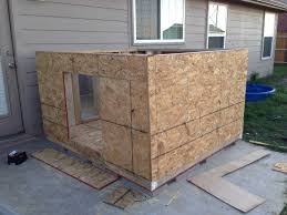 air conditioned dog house plans luxury the ultimate dog house es with air conditioning