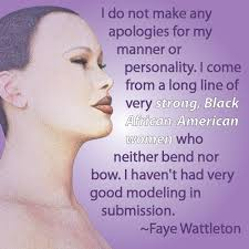 African American Beauty Quotes Best of African American Women Quotes Faye Wattleton