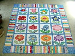 Best 25+ Flower quilts ideas on Pinterest | Scrap quilt patterns ... & Attic Window Quilt Shop: FLOWERS FOR MOTHER'S DAY Adamdwight.com