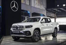 Light Pickup Trucks For Sale Mercedes Benz Reportedly Plans To Kill X Class Pickup Truck