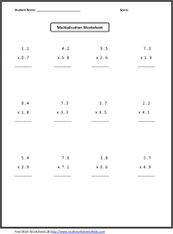 Grade Elementary Algebra Variable Expressions Worksheet 6th Grade ...
