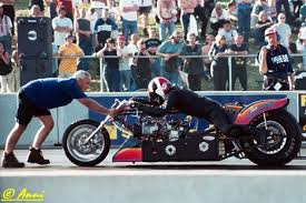 drag racing picture of the day the dealer comp drag bike