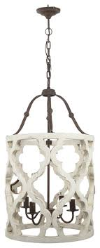 jolette 4 light chandelier
