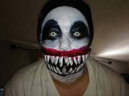 uploadfromtaptalk1411605208798 jpg this is my scary clown makeup for