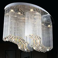 oval crystal chandelier beautiful free new modern oval crystal chandelier luxury chandelier for ship chandelier oval crystal chandelier