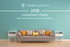2018 Best Homeowners Insurance Clearsurance