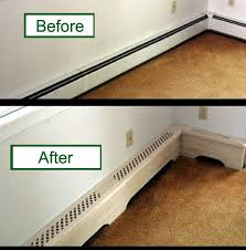 baseboard heater covers such a great idea turn an eyesore into a thing of beauty