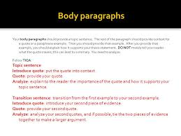 of mice and men essay ppt video online  3 body paragraphs topic sentence