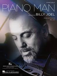 Fun and easy piano sheet music with letters for beginners. Piano Man By Billy Joel Single No Lyrics Sheet Music For Piano Keyboard Buy Print Music Hl 351298 Sheet Music Plus