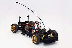 The successful RC Racing car, \u0027Schumacher S.S.T.2000\u0027 image shows the car without body kit or battery pack installed to allow for a clearer view. Radio-controlled - Wikipedia
