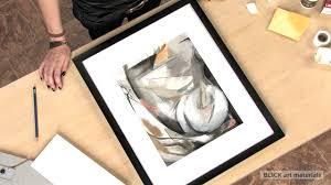tips on framing your artwork blick art materials