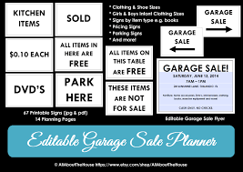 sale signs printable printable yard sale sign allaboutthehouse printables