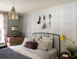 bedroom accent lighting surrounding. this room features a design that focuses on detailed patterns creating unique visual effect bedroom accent lighting surrounding s