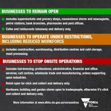 Now is the time to take action and. Stage 4 Restrictions Released Pakenham Gazette