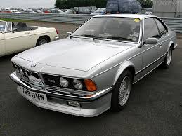 1984 BMW M635 CSi E24 related infomation,specifications - WeiLi ...