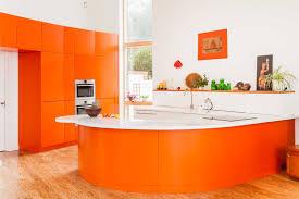Orange And Yellow Kitchen Kitchen Design Orange Kitchen Decorating Ideas Stunning Orange