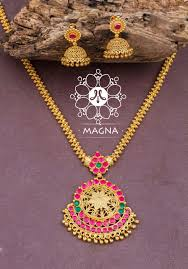 Trichy Mangalan Mangal Jewellery Designs Magna Jewels Is A New Way To Buy Fashion Jewelry And