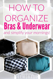 How to organize and fold clothing, especially socks