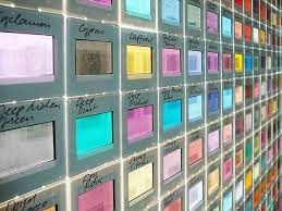 a diy pantone stained glass door anyone