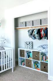 nursery closet ideas ideas to decorate and organize a nursery baby closet ideas open closet with and drawers for nursery closet small
