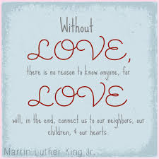 Quotes About Love Mlk - Retro Future