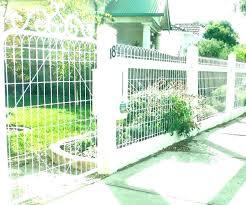 corrugated metal panels home depot fence supreme fences luxury steel s