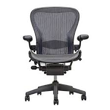 Aeron Office Chair Size Chart Details About Herman Miller Aeron Chair Size C Fully Loaded With Lumbar