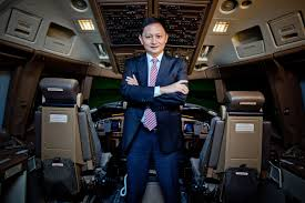 Image result for singapore airlines ceo 2016