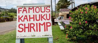 Image result for famous kahuku shrimp