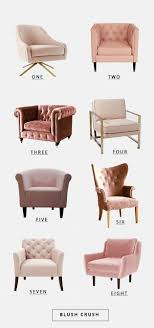 especially in the form of tufted chairs it s a total trend in the design world right now