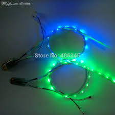 diy led strip lighting. Wholesale Led Shoe Strip Lights Usb Charging 3v Smd 3528 Rgb 60cm 24led For Diy Stage Shoes Light From Lighting