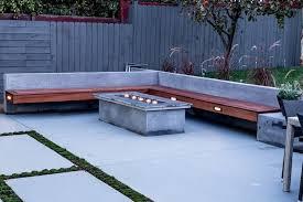 modern patio patio slabs precast concrete