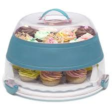 36 Cupcake Carrier Unique Cupcake Carrier Collapsible 60 Cakes Chanjo