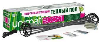 Электрический <b>теплый пол Unimat BOOST-0600</b> 796.8Вт ...