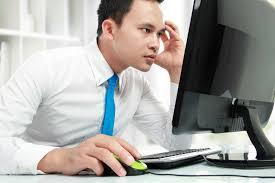 Tips Agar Aman Untuk Anda Yang Bekerja Di Depan Komputer