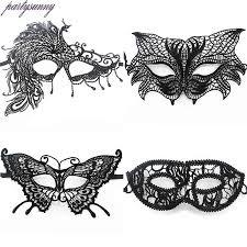 Mascara <b>Halloween Girls Women</b> Sexy Ball Lace Mask Catwoman ...