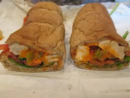 subway sriracha en melt sub