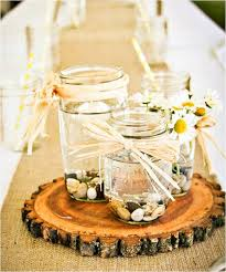 Table Decorations Using Mason Jars 100 Thrifty Mason Jar Centerpieces That Look Simply Amazing Ritely 33