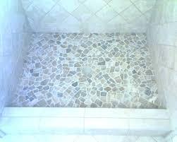 cool floor rock shower floor river rock tile shower floor cool river river rock tile river
