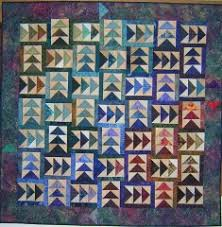 Linda Halpin & The May/June 2009 issue of Quiltmaker magazine featured two of my scrap  quilts. The Flying Geese quilt shown here is the design that started me on  my ... Adamdwight.com
