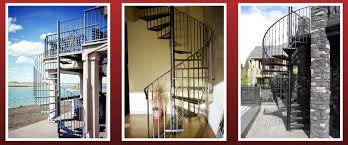 add a touch of charm with ornamental iron stairs