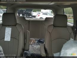 cocoa dune interior rear seat for the