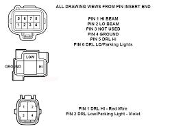 2018 tundra led headlight wiring info H4 Halogen Headlight Wiring Diagram Simple Headlight Relay Wiring