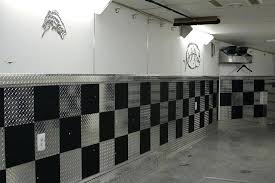 garage wall covering ideas for a party