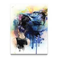 Lora Zombie Prints and Original Art – Eyes On Walls | drawings ...