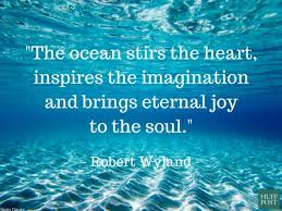 Ocean Quotes Stunning 48 Quotes About The Ocean That Remind Us To Protect It HuffPost