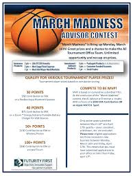 March Madness Flyer March Madness Flyer